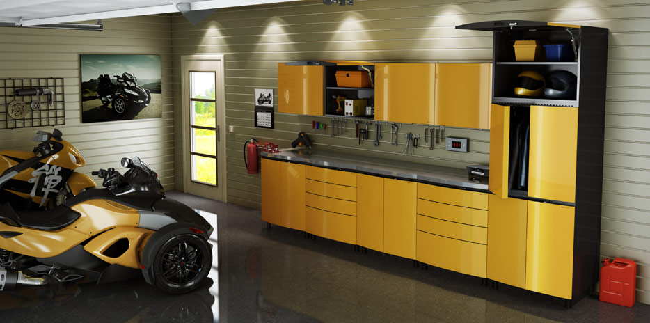 Garage strategies gladiator premier cabinets edmonton solutioingenieria Image collections