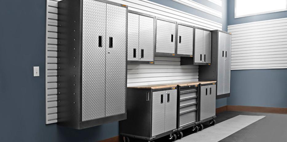 Gladiator GarageWorks Premier Cabinets By Whirlpool