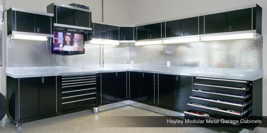 Garage Strategies Hayley Metal Cabinets Garage Cabinets
