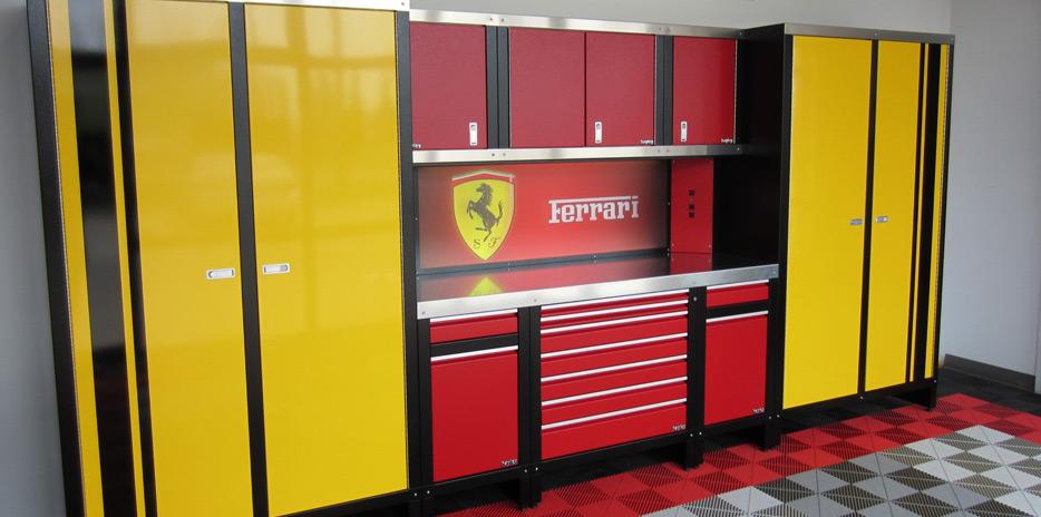 Garage Strategies Hayley Metal Cabinets Elite Edmonton