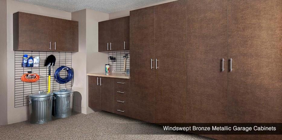 Beautiful GSi Premier Garage Cabinets