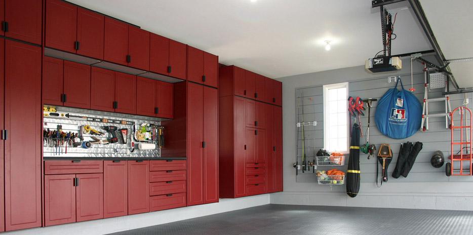 Redline Garagegear Garage Cabinets