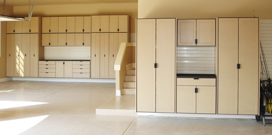 Garage Strategies | Garage Cabinets | Edmonton