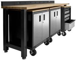 Pleasant Garage Strategies Gladiator Premier Cabinets Edmonton Customarchery Wood Chair Design Ideas Customarcherynet
