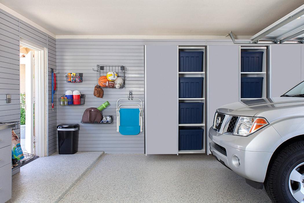 Garage strategies garage floor coating garage cabinets edmonton solutioingenieria Image collections