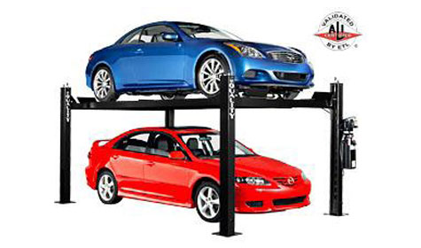 4 Post Car Lift