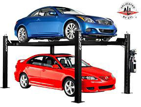 4 Post Car Lift | Garage Strategies | Edmonton