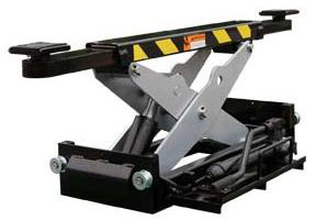 3,500 lb Capacity Rolling Jack
