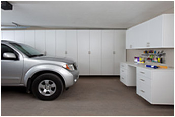GSi Custom Garage Cabinets
