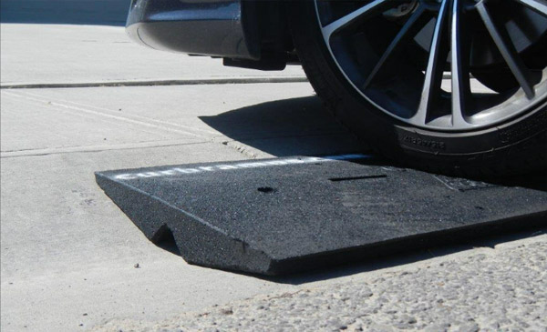 Garage Strategies E Z Drive Curb Ramps Edmonton